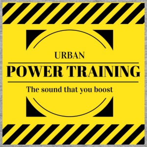 URBAN POWER TRAINING - Mannen Premium tank top