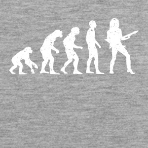 EVOLUTION GUITARIST! - Premium singlet for menn