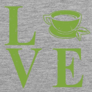 I LOVE TEA! - Men's Premium Tank Top