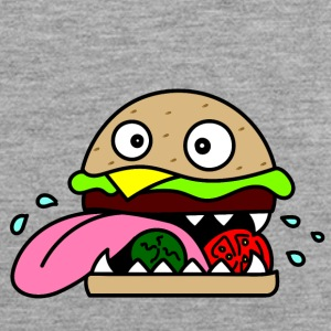 Crazy Burger - Men's Premium Tank Top