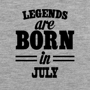 Legends are born in July - Men's Premium Tank Top