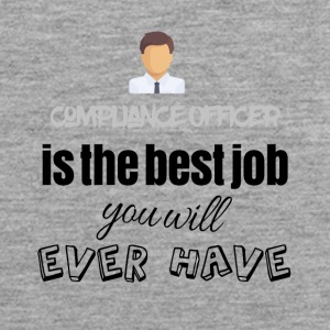 Compliance officer is the best job you will have - Männer Premium Tank Top