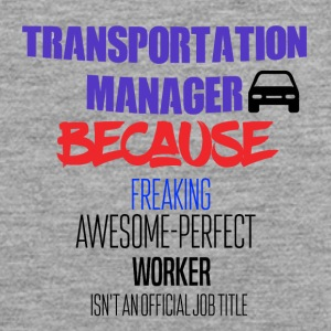 Transportation manager - Men's Premium Tank Top