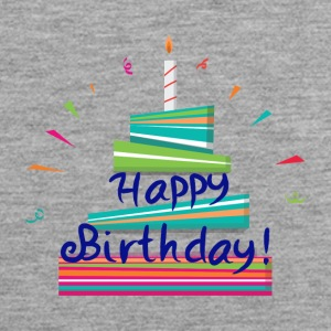 Happy Birthday! - Männer Premium Tank Top