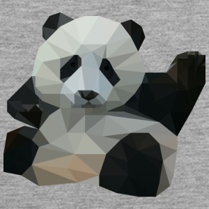 polygon Panda - Men's Premium Tank Top