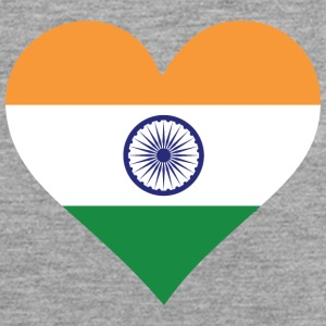 A Heart For India - Men's Premium Tank Top
