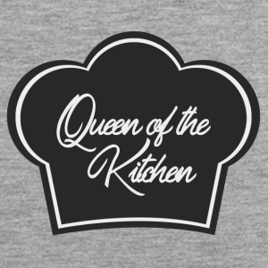 Cook / Chef: Queen Of The Kitchen - Premium singlet for menn