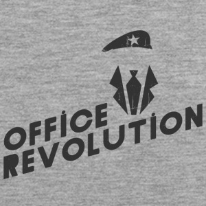 Office revolutie - Mannen Premium tank top