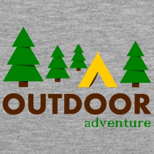 Outdoor Adventure Camp - Débardeur Premium Homme