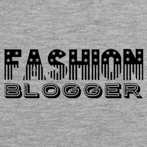 Fashion Blogger - Mannen Premium tank top