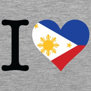 I Love The Philippines - Men's Premium Tank Top