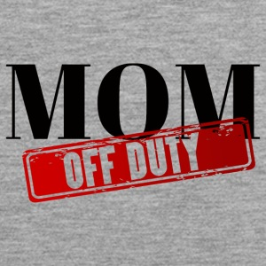 Muttertag: Mom Off Duty - Männer Premium Tank Top