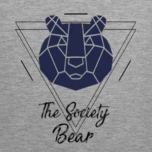 The company bear - Men's Premium Tank Top
