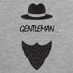 gentleman - Men's Premium Tank Top