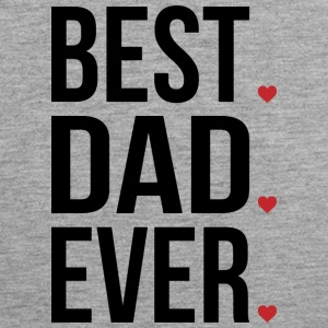 Best Dad Ever Love Fathers day - fathers day - Men's Premium Tank Top