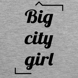Big Girl City - Tank top premium hombre
