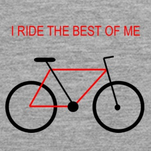 Bicycle_the_best_of_me_v2 - Premiumtanktopp herr
