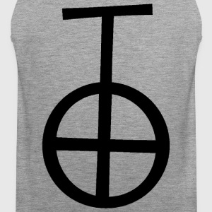 Uitgesproken 'occult of black magic' - Mannen Premium tank top
