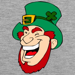 Irish Leprechaun - Men's Premium Tank Top