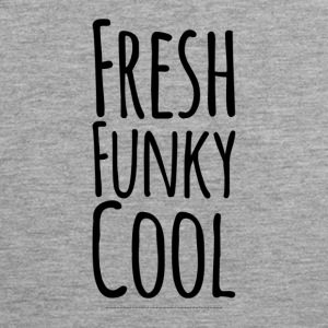 Fresh Funky Cool - Männer Premium Tank Top