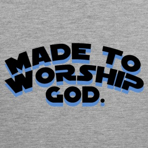 Made To Worship - Men's Premium Tank Top