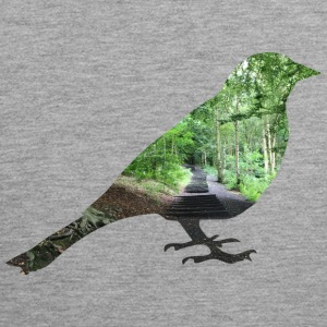 Forest Bird - Men's Premium Tank Top