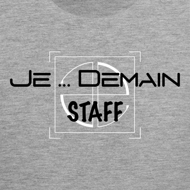 JE ... DEMAIN STAFF