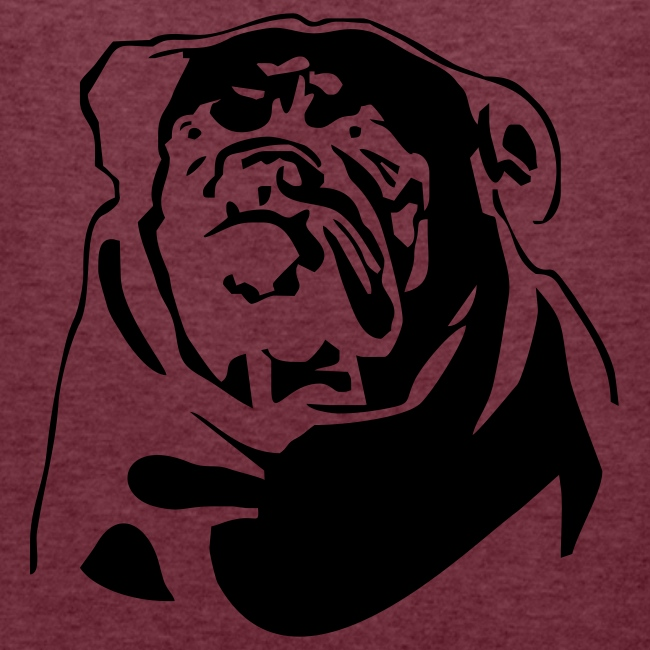 English Bulldog - negative