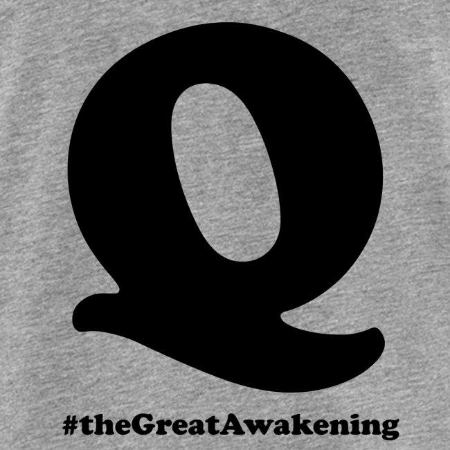 Q Anon #theGreatAwakening