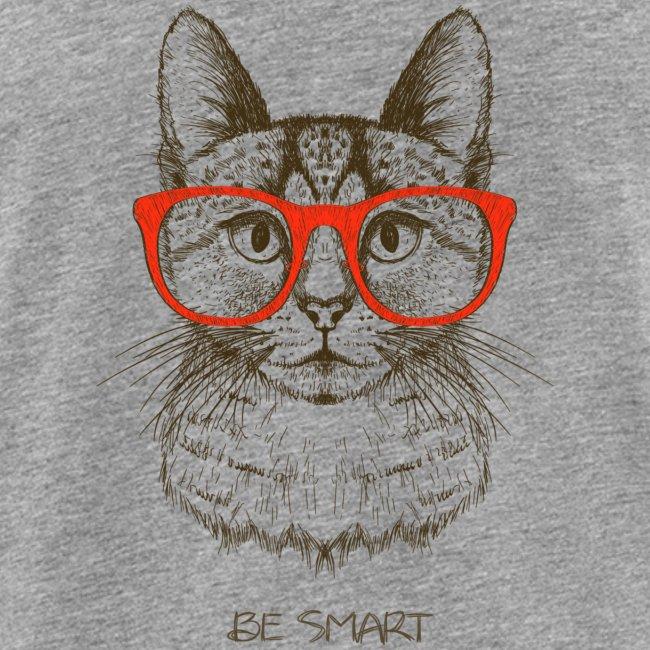 Vorschau: Cat Hipster - Männer Premium Tank Top