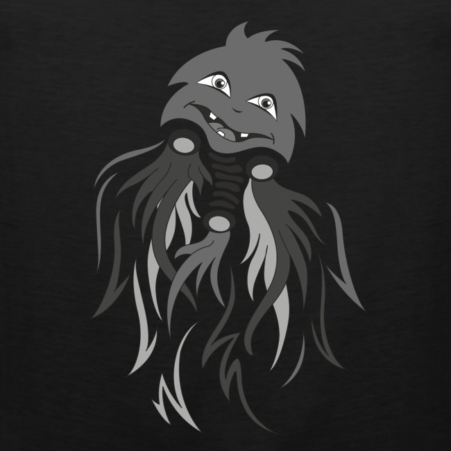 fantasma halloween grigio