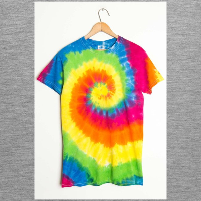 tie die small merch