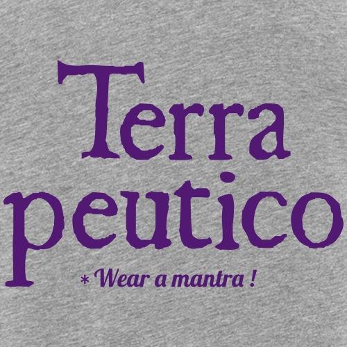 TERRAPEUTICO - Canotta premium da uomo