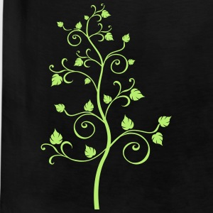 spiral tree - Men's Premium Tank Top