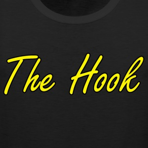 The Hook Logo - Mannen Premium tank top