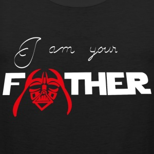 I Am Your Father - Herre Premium tanktop