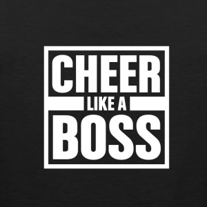 Cheer like Boss - Cheerleading - Men's Premium Tank Top