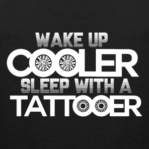 Wake Up Cool! - Tatovering - Herre Premium tanktop