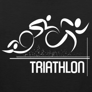 Triathlon - Mannen Premium tank top