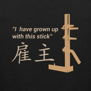 Wing Chun - Training - Männer Premium Tank Top
