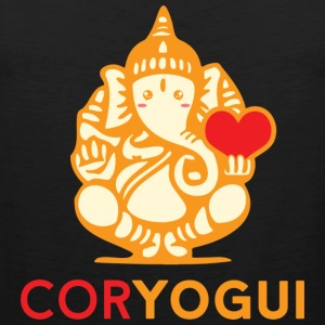 CorYogui - Men's Premium Tank Top