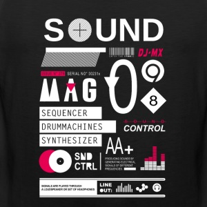 sound control - Men's Premium Tank Top