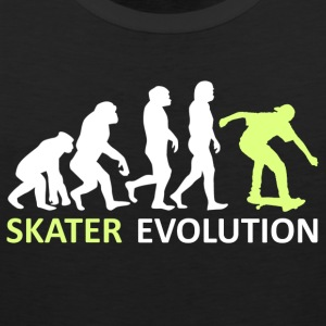 ++ ++ Skater Evolution - Tank top męski Premium