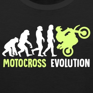 ++ ++ Motocross Evolution - Men's Premium Tank Top