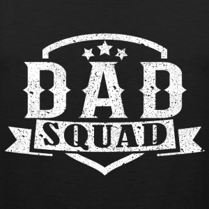 DAD SQUAD - Premium singlet for menn