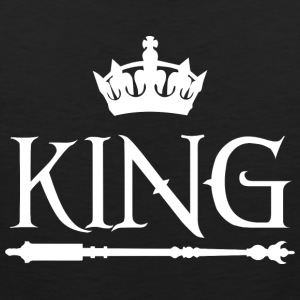 König King Partnershirt - Männer Premium Tank Top