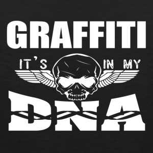 GRAFFITI - It's in my DNA - Men's Premium Tank Top