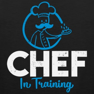 Chef in Training - Koch - Männer Premium Tank Top