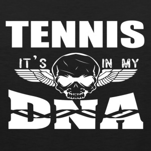 TENNIS - Det er i min DNA - Premium singlet for menn