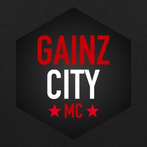 Gainz CITY - MC - Männer Premium Tank Top